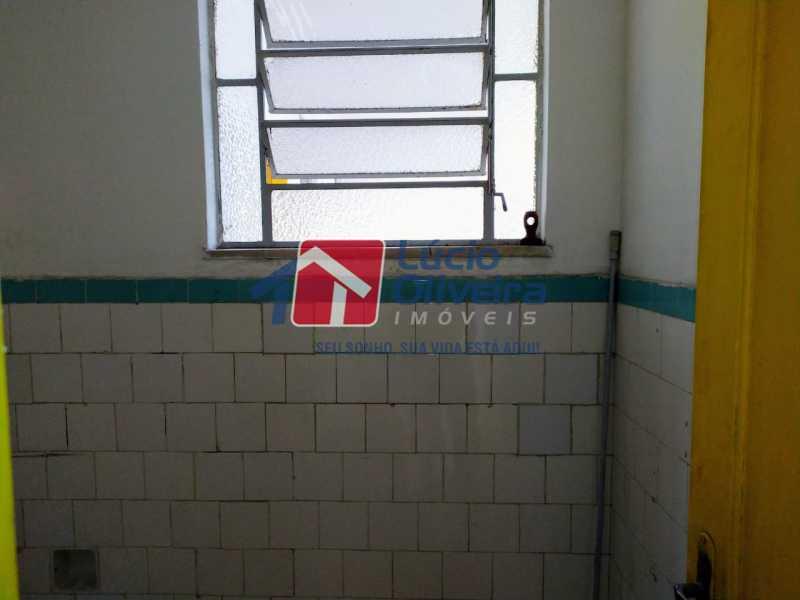 Banheiro Social - Apartamento à venda Rua Oliva Maia,Madureira, Rio de Janeiro - R$ 200.000 - VPAP21609 - 14