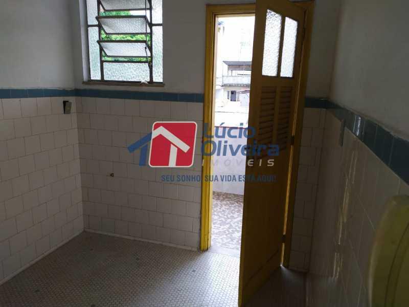 Cozinha.... - Apartamento à venda Rua Oliva Maia,Madureira, Rio de Janeiro - R$ 200.000 - VPAP21609 - 17