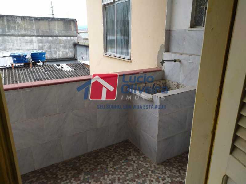 Área de Serviço. - Apartamento à venda Rua Oliva Maia,Madureira, Rio de Janeiro - R$ 200.000 - VPAP21609 - 18