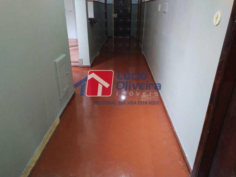 Corredor do prédio - Apartamento à venda Rua Oliva Maia,Madureira, Rio de Janeiro - R$ 200.000 - VPAP21609 - 23