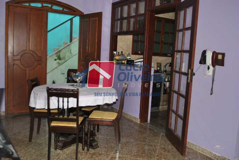 2- Sala ambiente - Casa à venda Estrada dos Bandeirantes,Jacarepaguá, Rio de Janeiro - R$ 790.000 - VPCA40069 - 3