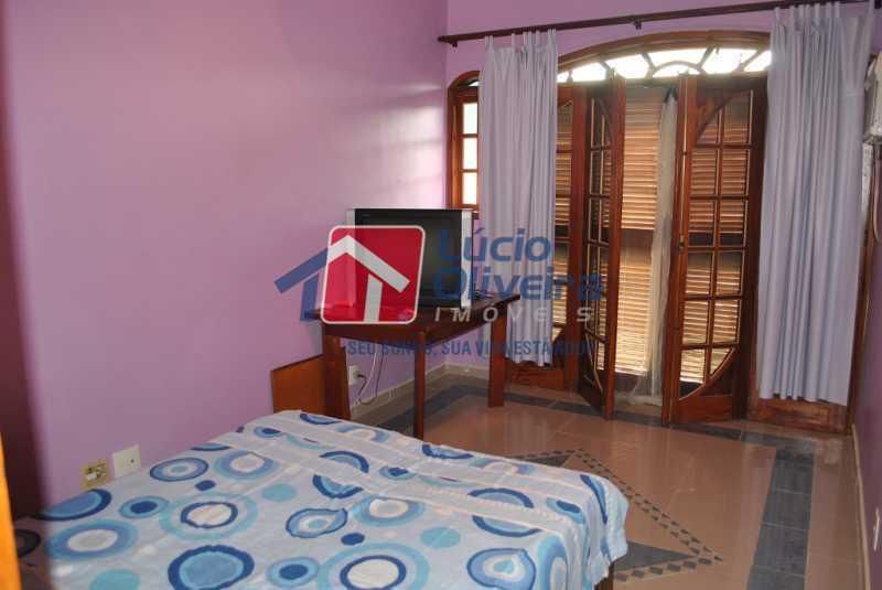 4- Quarto - Casa à venda Estrada dos Bandeirantes,Jacarepaguá, Rio de Janeiro - R$ 790.000 - VPCA40069 - 5