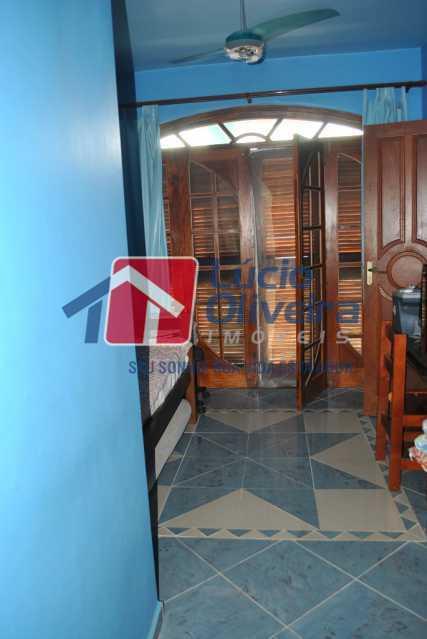 5- Quarto - Casa à venda Estrada dos Bandeirantes,Jacarepaguá, Rio de Janeiro - R$ 790.000 - VPCA40069 - 6