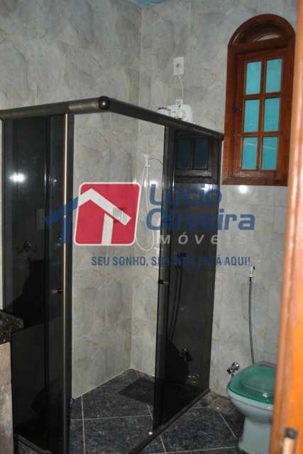 6- Banheiro social - Casa à venda Estrada dos Bandeirantes,Jacarepaguá, Rio de Janeiro - R$ 790.000 - VPCA40069 - 7