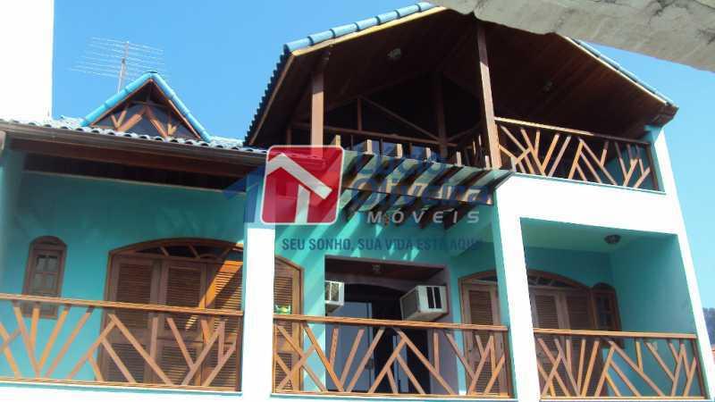 9- Varanda - Casa à venda Estrada dos Bandeirantes,Jacarepaguá, Rio de Janeiro - R$ 790.000 - VPCA40069 - 10