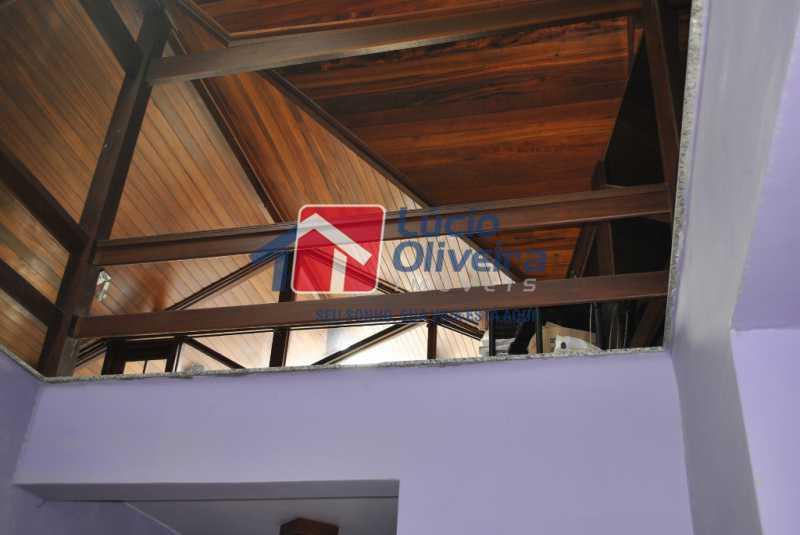 10- Telhado - Casa à venda Estrada dos Bandeirantes,Jacarepaguá, Rio de Janeiro - R$ 790.000 - VPCA40069 - 11