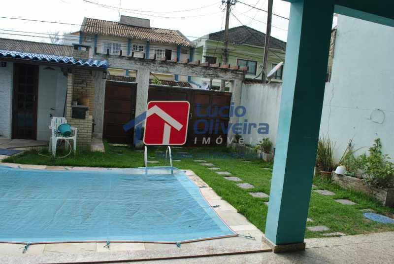 12- Garagem - Casa à venda Estrada dos Bandeirantes,Jacarepaguá, Rio de Janeiro - R$ 790.000 - VPCA40069 - 13