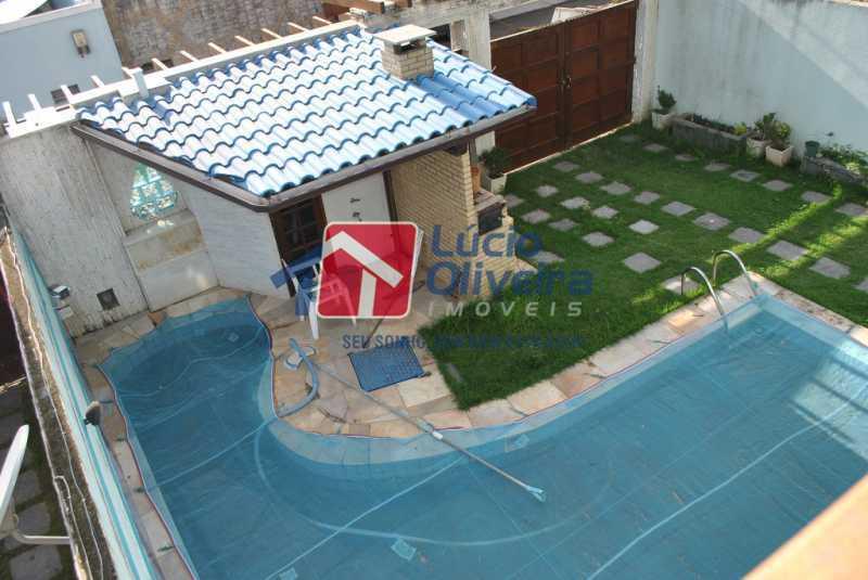 13- Piscinas - Casa à venda Estrada dos Bandeirantes,Jacarepaguá, Rio de Janeiro - R$ 790.000 - VPCA40069 - 14