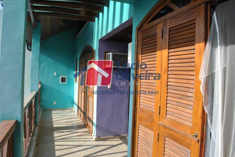 15- Vranda - Casa à venda Estrada dos Bandeirantes,Jacarepaguá, Rio de Janeiro - R$ 790.000 - VPCA40069 - 16