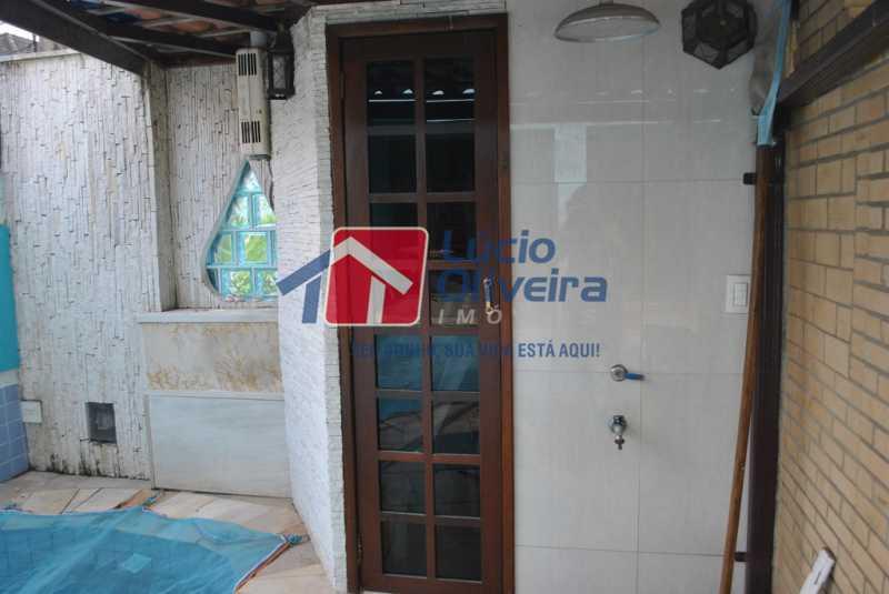 18- Suana - Casa à venda Estrada dos Bandeirantes,Jacarepaguá, Rio de Janeiro - R$ 790.000 - VPCA40069 - 18