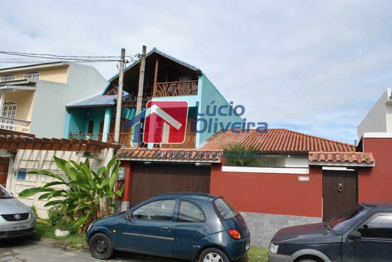 20- Frente rua - Casa à venda Estrada dos Bandeirantes,Jacarepaguá, Rio de Janeiro - R$ 790.000 - VPCA40069 - 20