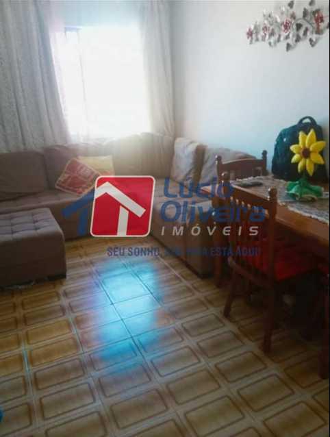 1- Sala ambiente - Apartamento à venda Rua Borja Reis,Méier, Rio de Janeiro - R$ 260.000 - VPAP21610 - 1