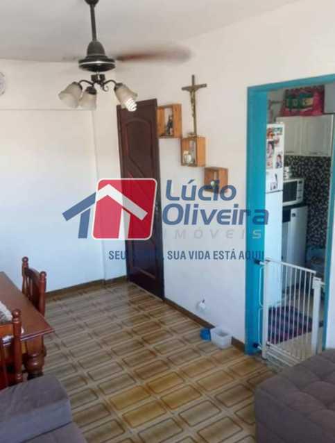 2- Sala ambiente - Apartamento à venda Rua Borja Reis,Méier, Rio de Janeiro - R$ 260.000 - VPAP21610 - 3