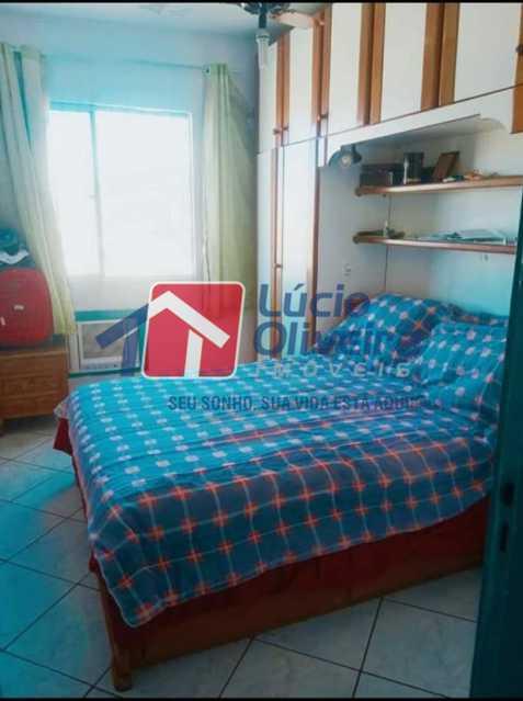 5-Quarto solteiro - Apartamento à venda Rua Borja Reis,Méier, Rio de Janeiro - R$ 260.000 - VPAP21610 - 6