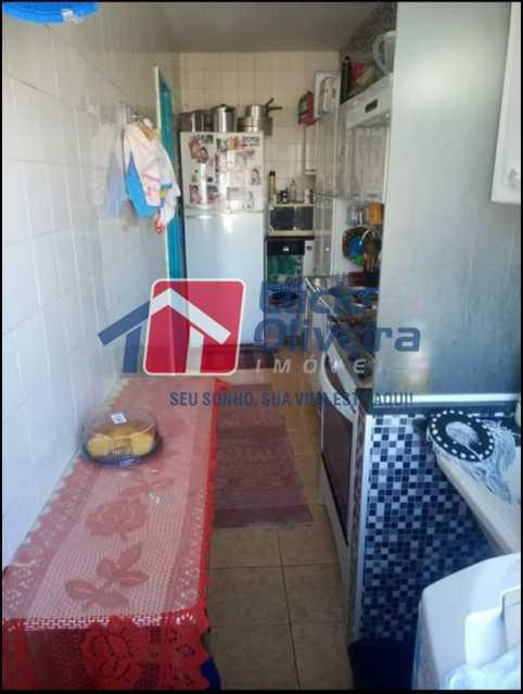 6-Cozinha - Apartamento à venda Rua Borja Reis,Méier, Rio de Janeiro - R$ 260.000 - VPAP21610 - 7