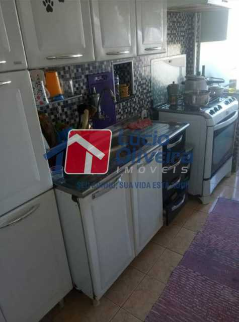 7-Cozinha armários - Apartamento à venda Rua Borja Reis,Méier, Rio de Janeiro - R$ 260.000 - VPAP21610 - 8