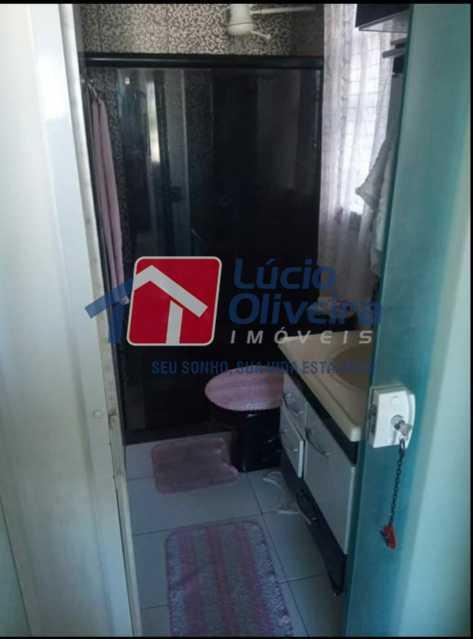 8-Banheiro social - Apartamento à venda Rua Borja Reis,Méier, Rio de Janeiro - R$ 260.000 - VPAP21610 - 9