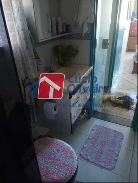 9-Banheiro social... - Apartamento à venda Rua Borja Reis,Méier, Rio de Janeiro - R$ 260.000 - VPAP21610 - 10