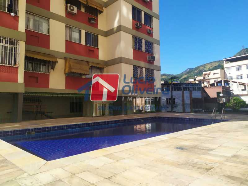 11-Piscina 1 - Apartamento à venda Rua Borja Reis,Méier, Rio de Janeiro - R$ 260.000 - VPAP21610 - 11