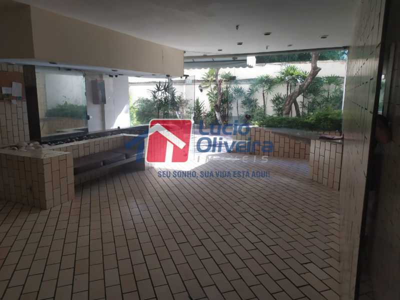 14-Recepção prédio - Apartamento à venda Rua Borja Reis,Méier, Rio de Janeiro - R$ 260.000 - VPAP21610 - 14