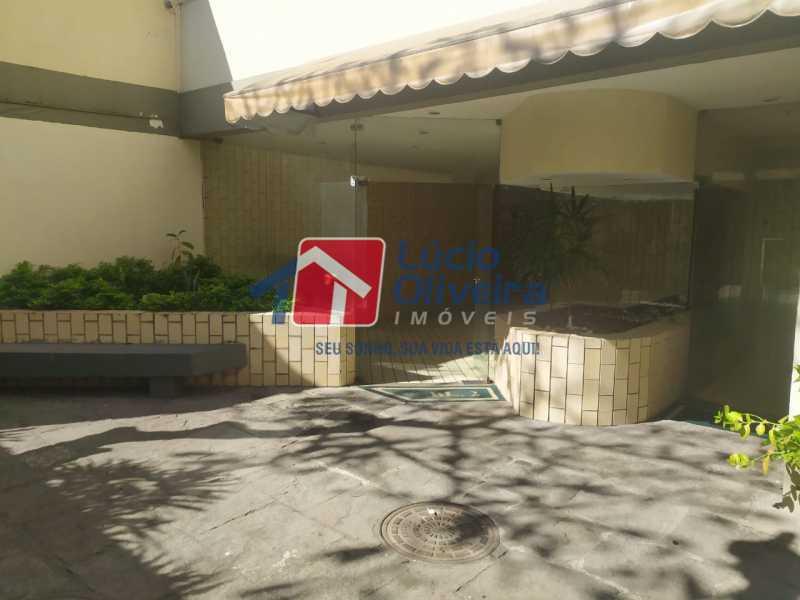 15-Portaria Prédio - Apartamento à venda Rua Borja Reis,Méier, Rio de Janeiro - R$ 260.000 - VPAP21610 - 15