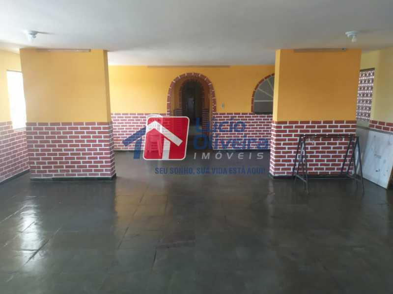 16-Salão de festas - Apartamento à venda Rua Borja Reis,Méier, Rio de Janeiro - R$ 260.000 - VPAP21610 - 16