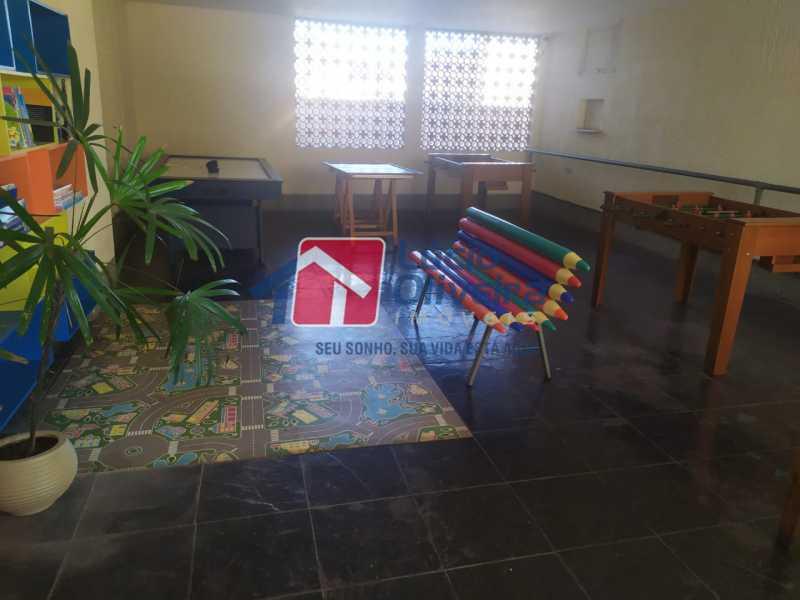 17-Salão jogos - Apartamento à venda Rua Borja Reis,Méier, Rio de Janeiro - R$ 260.000 - VPAP21610 - 17