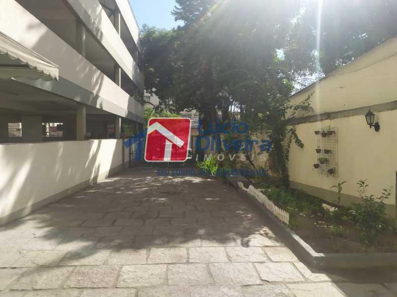 19-Vista interna condominio - Apartamento à venda Rua Borja Reis,Méier, Rio de Janeiro - R$ 260.000 - VPAP21610 - 19