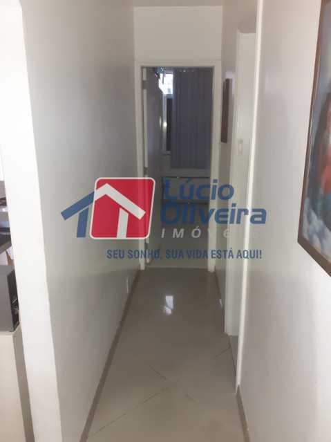 3-Circulação - Apartamento à venda Rua Delgado de Carvalho,Tijuca, Rio de Janeiro - R$ 575.000 - VPAP21611 - 4