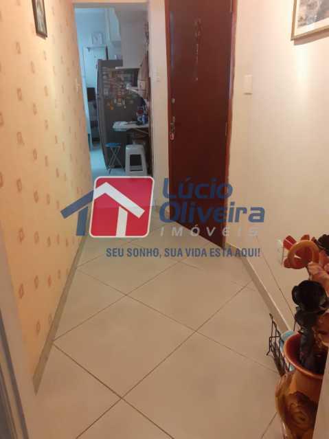 4-hall - Apartamento à venda Rua Delgado de Carvalho,Tijuca, Rio de Janeiro - R$ 575.000 - VPAP21611 - 5