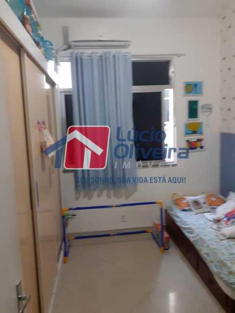 7-Quarto Solteiro 1 - Apartamento à venda Rua Delgado de Carvalho,Tijuca, Rio de Janeiro - R$ 575.000 - VPAP21611 - 8