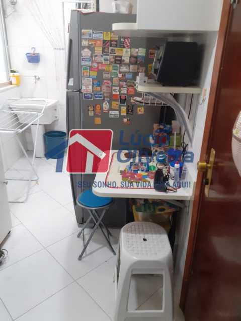 11-Cozinha e area serviço - Apartamento à venda Rua Delgado de Carvalho,Tijuca, Rio de Janeiro - R$ 575.000 - VPAP21611 - 12