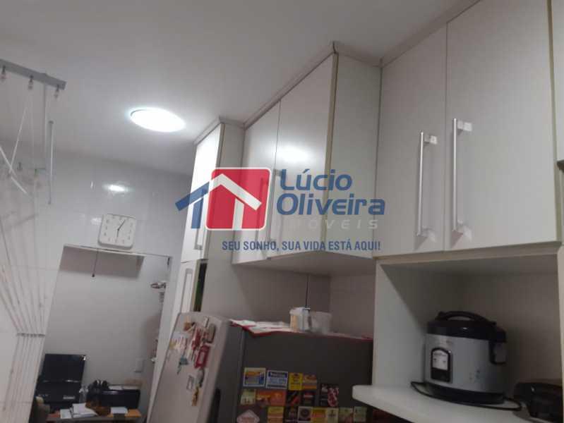 12-Cozinha Armários - Apartamento à venda Rua Delgado de Carvalho,Tijuca, Rio de Janeiro - R$ 575.000 - VPAP21611 - 13