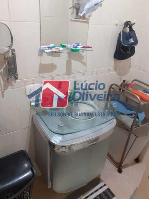 13-Banheiro Social - Apartamento à venda Rua Delgado de Carvalho,Tijuca, Rio de Janeiro - R$ 575.000 - VPAP21611 - 14