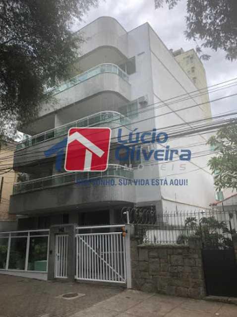 01- Fachada - Apartamento à venda Avenida Engenheiro Richard,Grajaú, Rio de Janeiro - R$ 550.000 - VPAP21615 - 1
