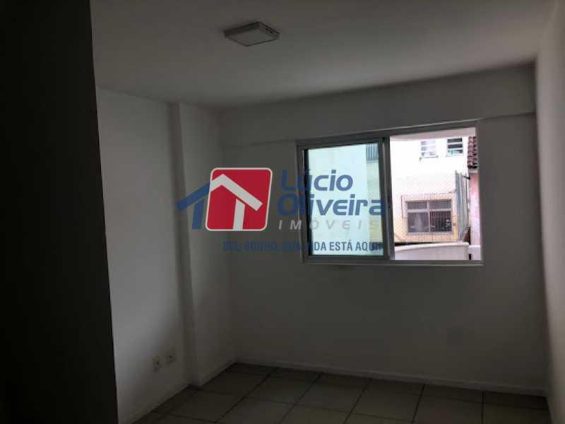 03- Quarto C. - Apartamento à venda Avenida Engenheiro Richard,Grajaú, Rio de Janeiro - R$ 550.000 - VPAP21615 - 4