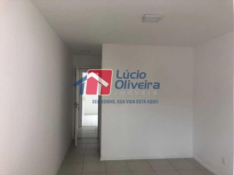05- Quarto C. - Apartamento à venda Avenida Engenheiro Richard,Grajaú, Rio de Janeiro - R$ 550.000 - VPAP21615 - 6