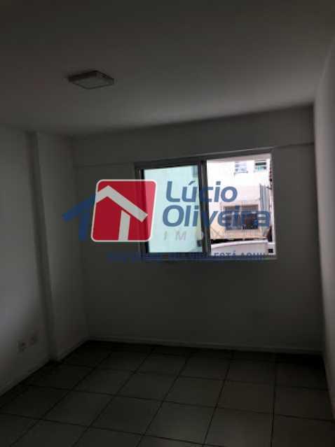 06- Quarto C. - Apartamento à venda Avenida Engenheiro Richard,Grajaú, Rio de Janeiro - R$ 550.000 - VPAP21615 - 7