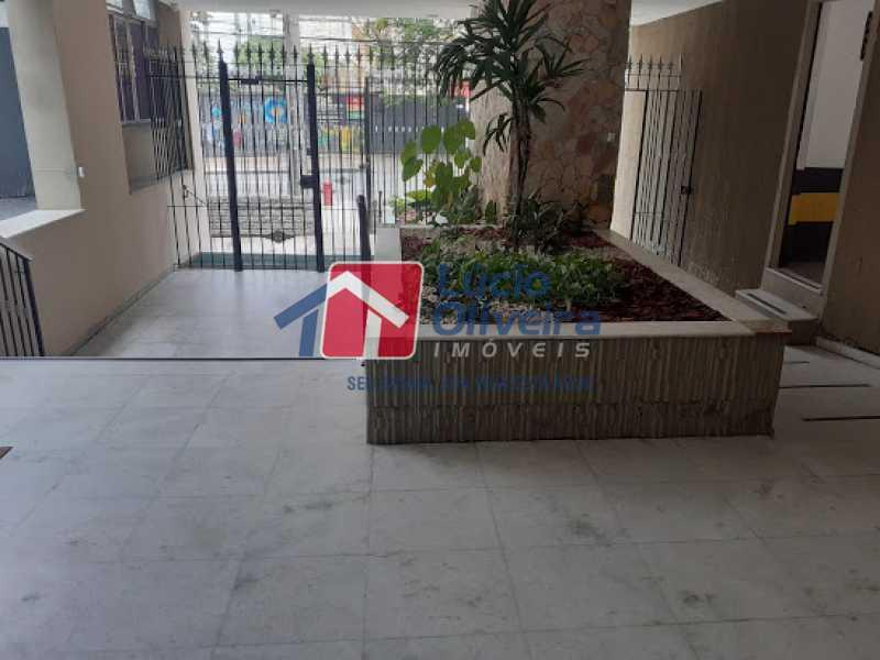 01- Prédio - Apartamento à venda Rua Araújo Leitão,Engenho Novo, Rio de Janeiro - R$ 230.000 - VPAP21616 - 1