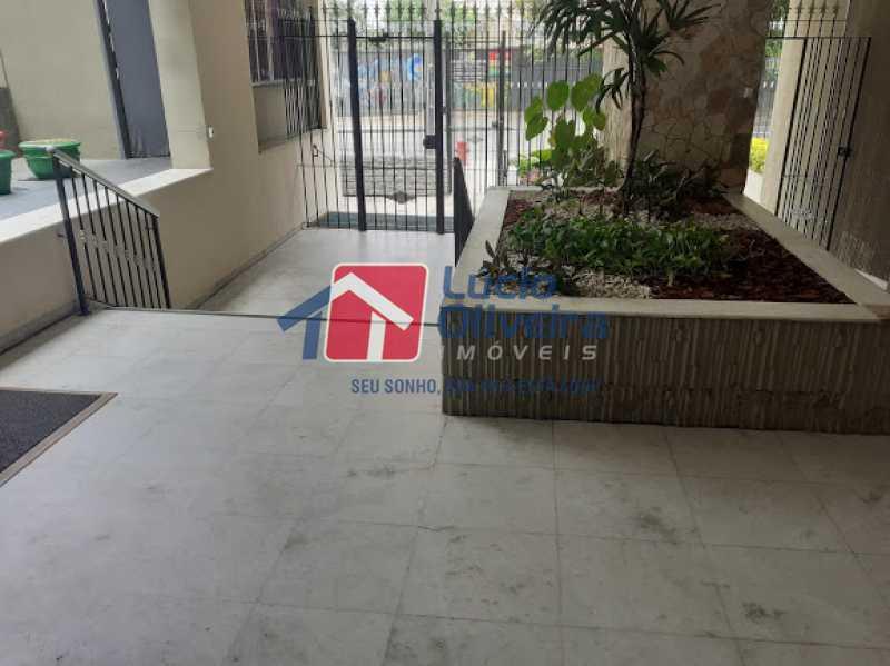 02- Prédio - Apartamento à venda Rua Araújo Leitão,Engenho Novo, Rio de Janeiro - R$ 230.000 - VPAP21616 - 3