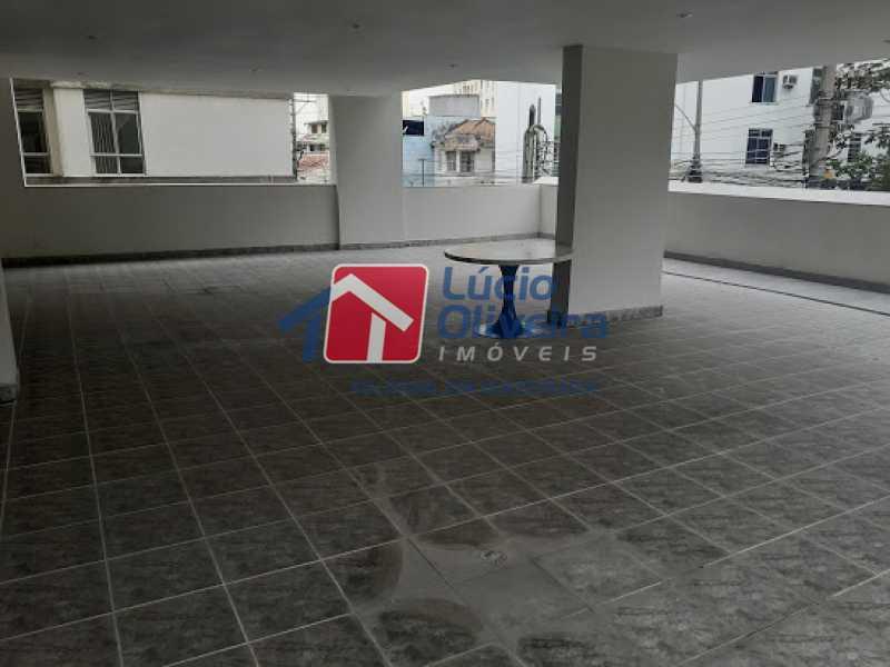 04- Salão de Festa - Apartamento à venda Rua Araújo Leitão,Engenho Novo, Rio de Janeiro - R$ 230.000 - VPAP21616 - 5