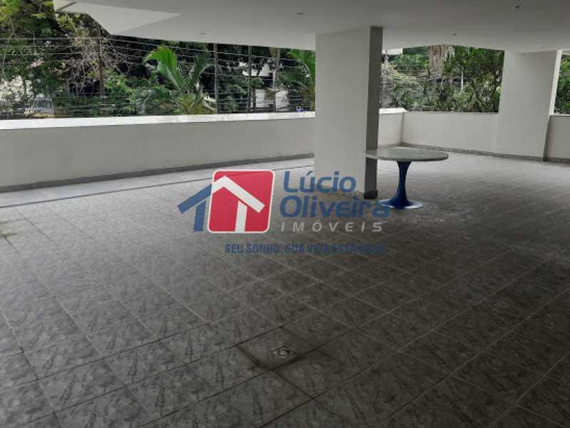 05- Salão de Festa - Apartamento à venda Rua Araújo Leitão,Engenho Novo, Rio de Janeiro - R$ 230.000 - VPAP21616 - 6