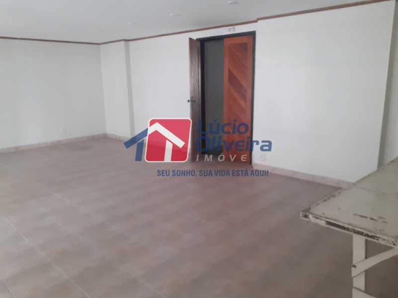 06- Salão de Festa - Apartamento à venda Rua Araújo Leitão,Engenho Novo, Rio de Janeiro - R$ 230.000 - VPAP21616 - 7