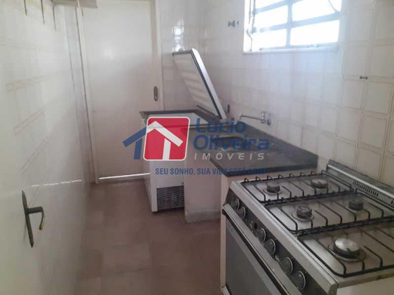 08- Cozinha Salão - Apartamento à venda Rua Araújo Leitão,Engenho Novo, Rio de Janeiro - R$ 230.000 - VPAP21616 - 9