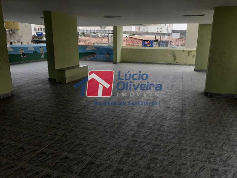 10- Play - Apartamento à venda Rua Araújo Leitão,Engenho Novo, Rio de Janeiro - R$ 230.000 - VPAP21616 - 11