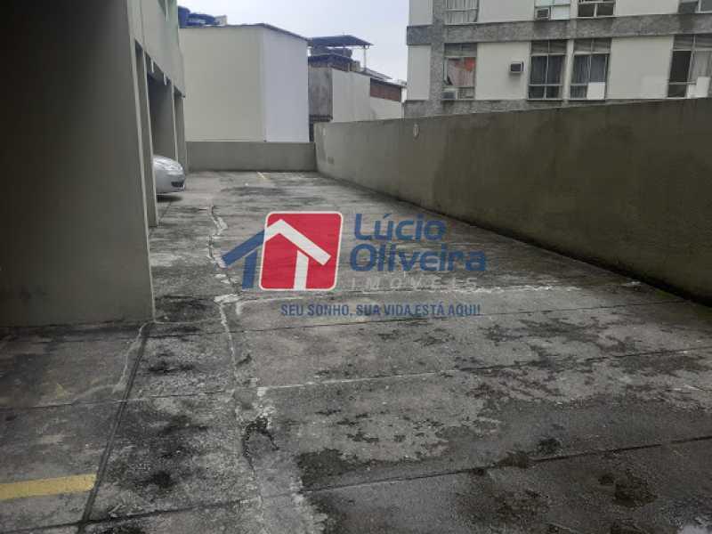 13- Garagem - Apartamento à venda Rua Araújo Leitão,Engenho Novo, Rio de Janeiro - R$ 230.000 - VPAP21616 - 15