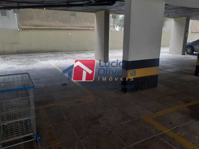 14- Garagem - Apartamento à venda Rua Araújo Leitão,Engenho Novo, Rio de Janeiro - R$ 230.000 - VPAP21616 - 16