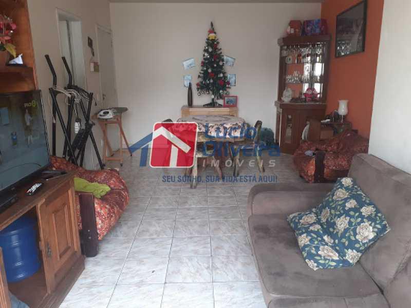 15- Sala - Apartamento à venda Rua Araújo Leitão,Engenho Novo, Rio de Janeiro - R$ 230.000 - VPAP21616 - 17