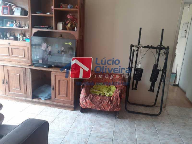 16- Sala - Apartamento à venda Rua Araújo Leitão,Engenho Novo, Rio de Janeiro - R$ 230.000 - VPAP21616 - 18