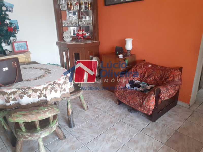 18- Sala - Apartamento à venda Rua Araújo Leitão,Engenho Novo, Rio de Janeiro - R$ 230.000 - VPAP21616 - 20